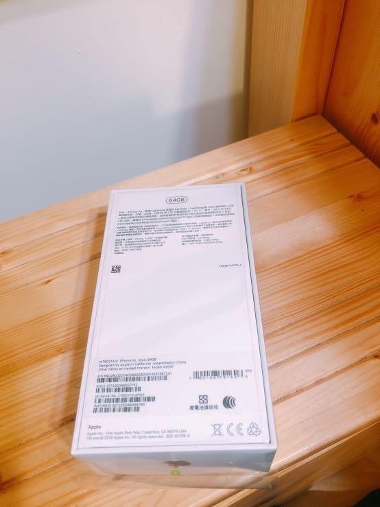Iphone xs 金色 64G