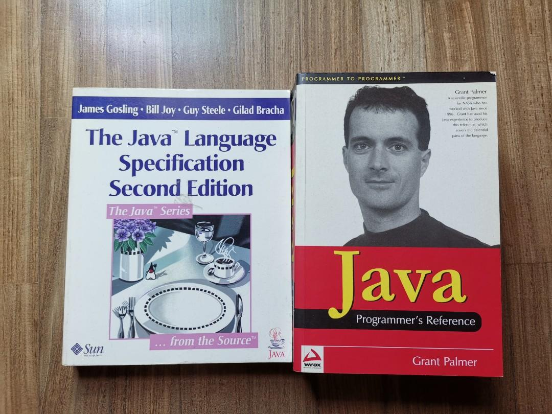 Java programming books, Books & Stationery, Textbooks