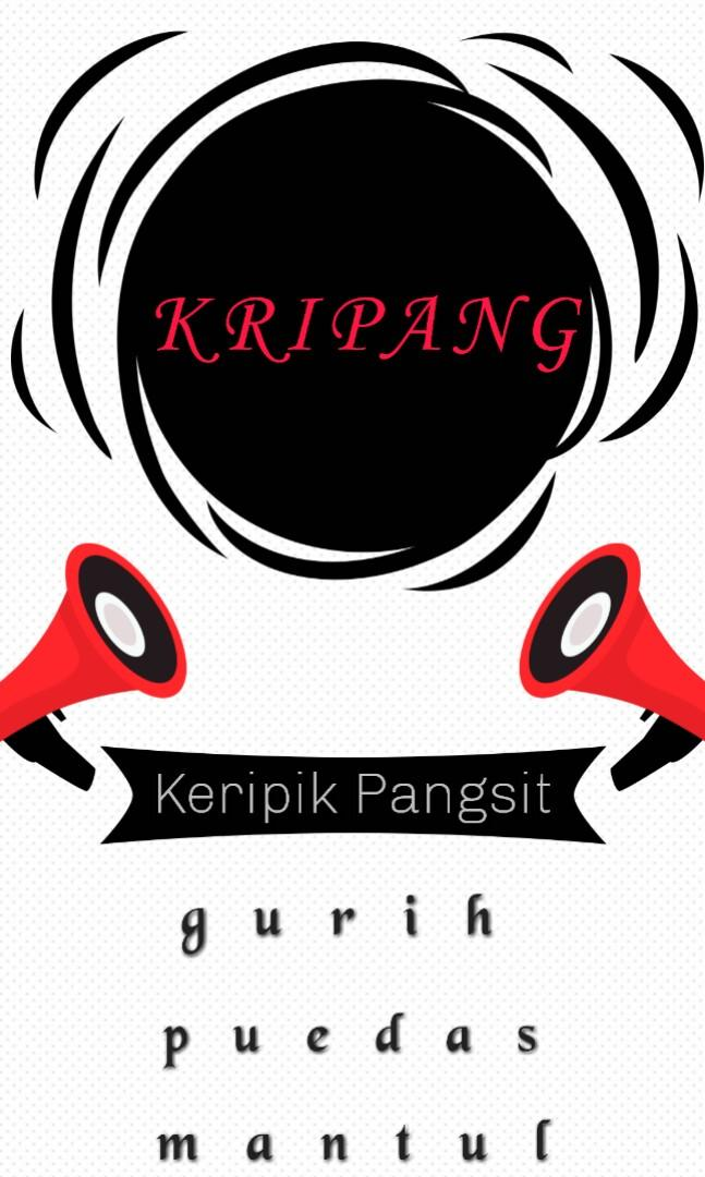 Keripik Pangsit Food Drinks Packaged Snacks On Carousell
