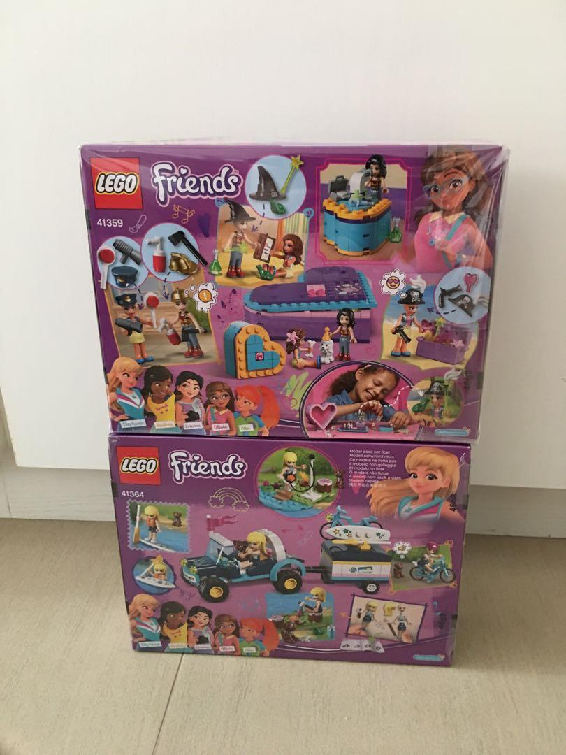 Lego Friends 41359 +41364 共兩盒