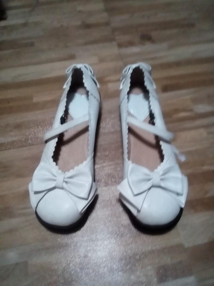 """Lolita flat shoes 8"""""""