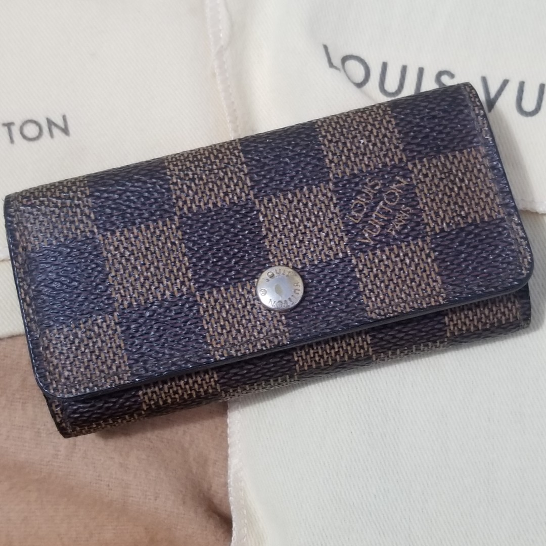 b910d4a991b2 Lv louis vuitton key holder pouch luxury on carousell jpg 1080x1080 Louis  vuitton key holder