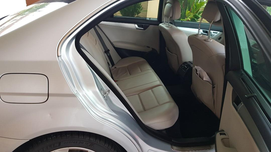 Mercedes Benz 2013 W204 C200 1.8(A) Facelift Avantgarde CKD