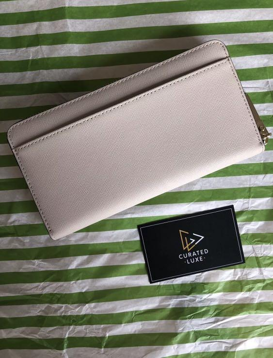 New Kate Spade Cameron Lacey Long Wallet