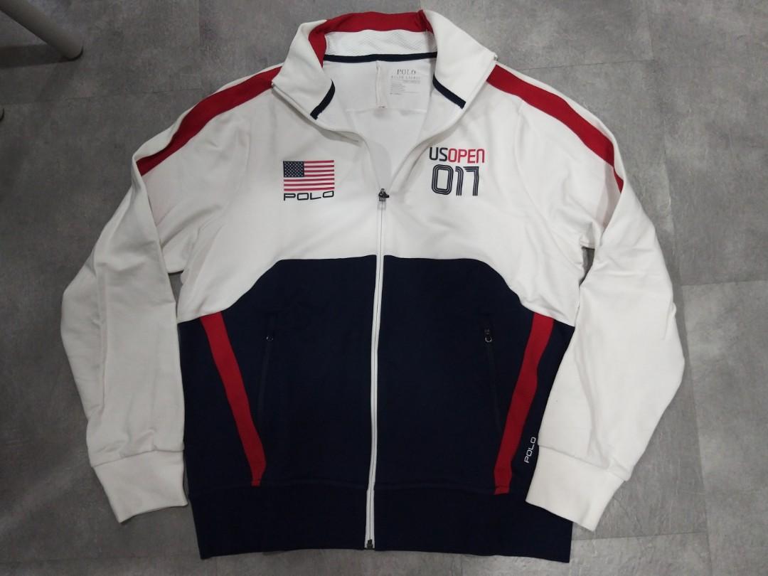 Ralph Lauren Sports Open New M Us Performance Polo Jacket wOnvNm80