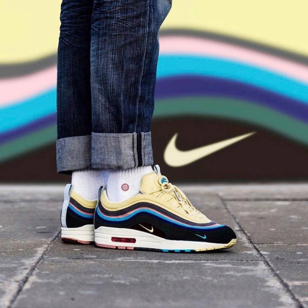 Undefeated x Nike Air Max 97 Air max 97 outfit Pinterest