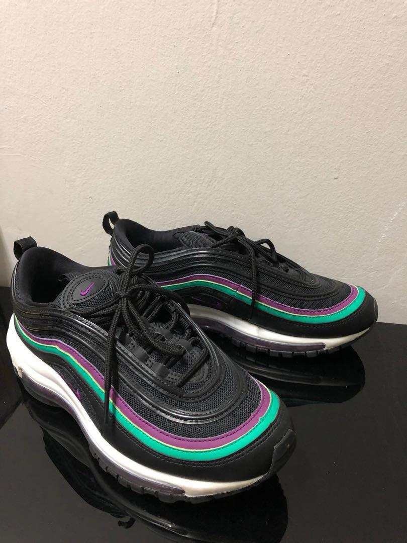 Nike Air Max 97, Women's Fashion, Shoes, Sneakers on Carousell