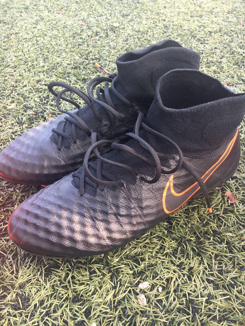 Nike Magista Obra II Sg pro Mens Football BOOTS 844596 375 eBay
