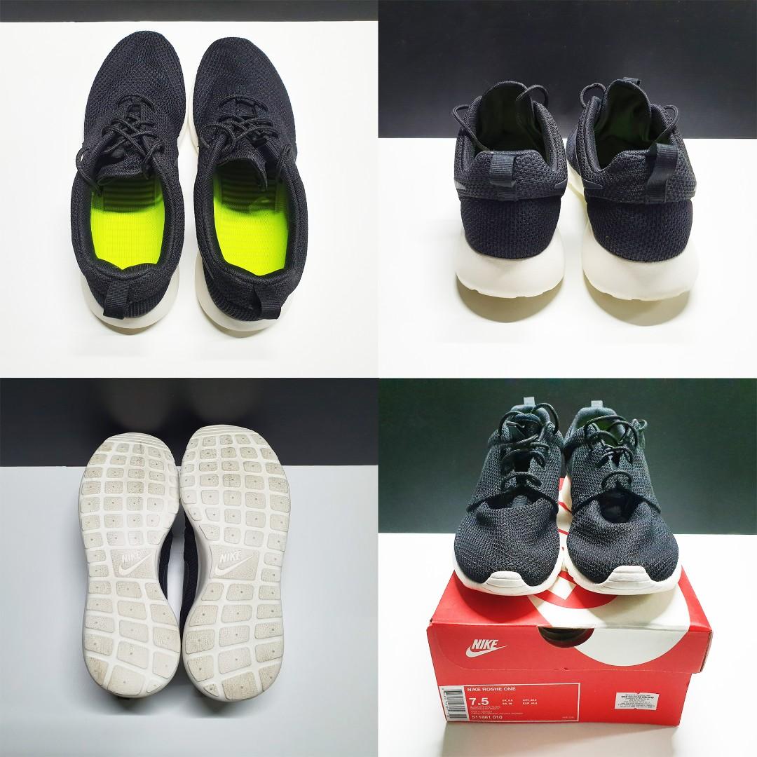 ca6375fcefa2 Nike Roshe One Men Shoes Size 40.5