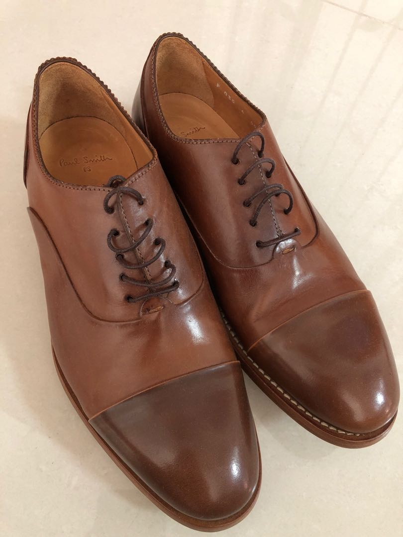 a4b8dec91376d9 Paul Smith Leather Shoe, Men's Fashion, Footwear, Formal Shoes on Carousell
