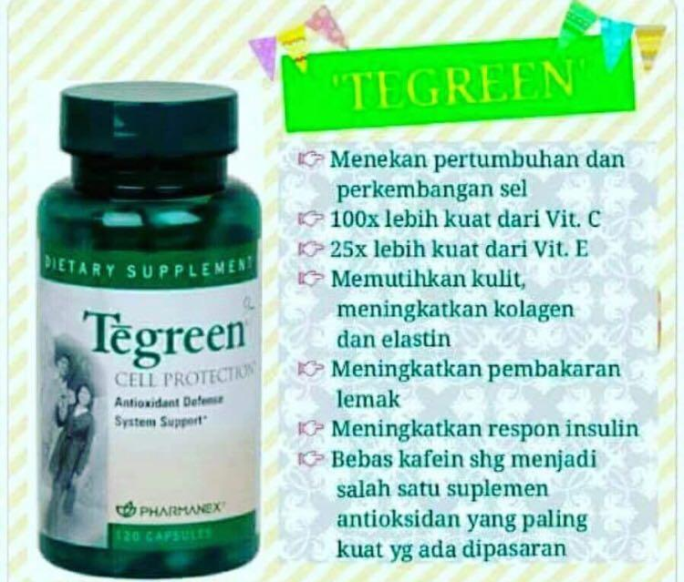 PHARMANEX TEGREEN97 120kapsul