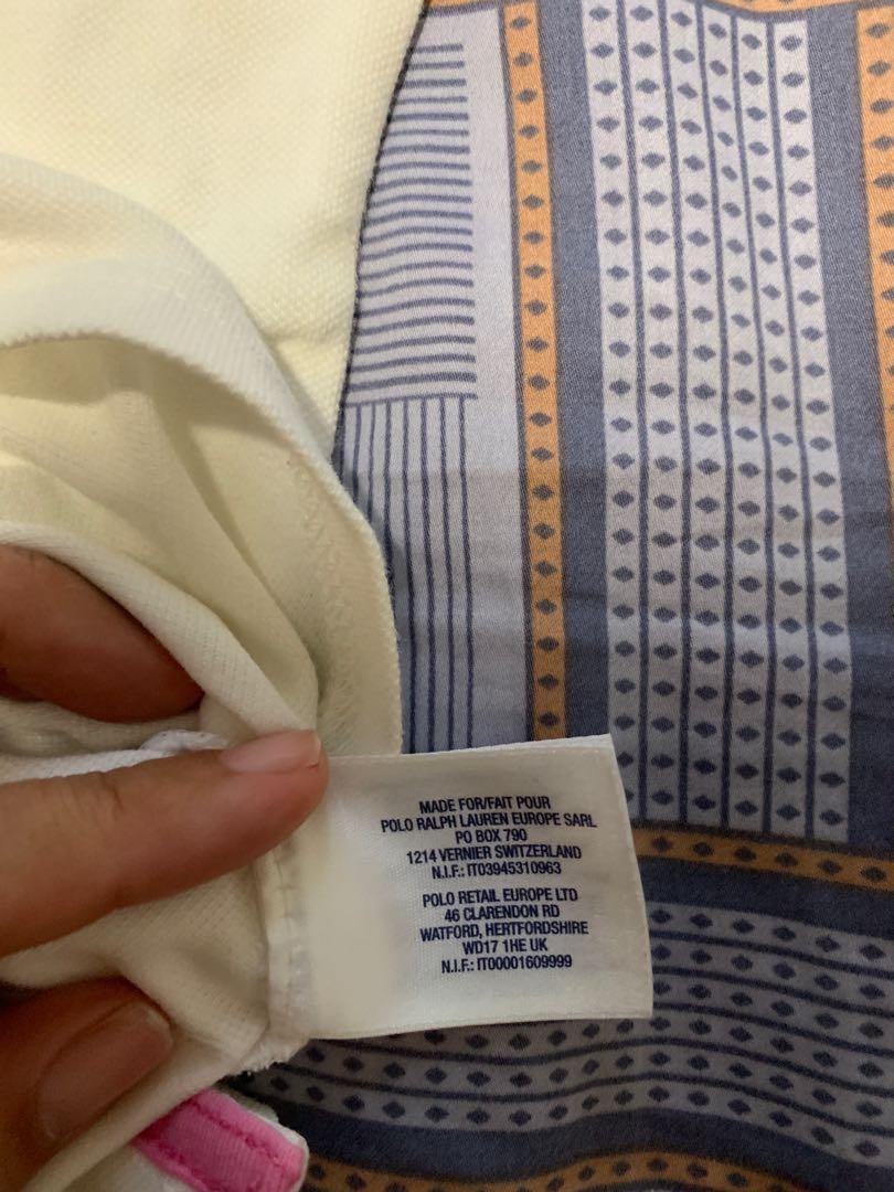 Polo Ralph Lauren polo shirt Girls
