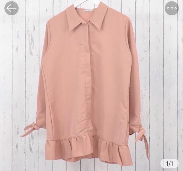 Ranisa blouse merk kheva mauza
