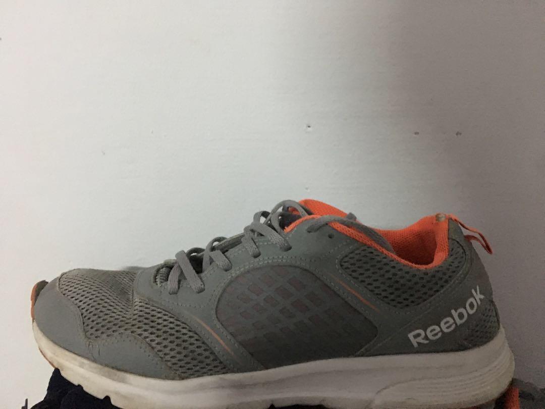 Reebok running +adidas ultraboost