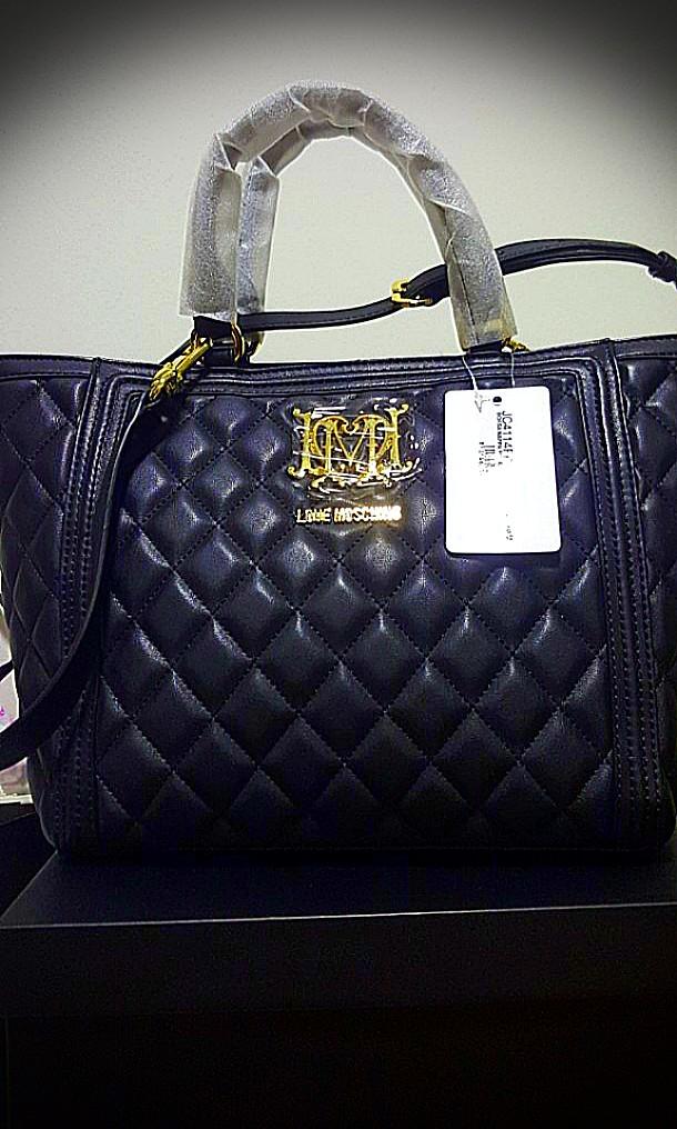 5bc0e0a48fd SALES!! Love Moschino Tote Bag, Women's Fashion, Bags & Wallets ...
