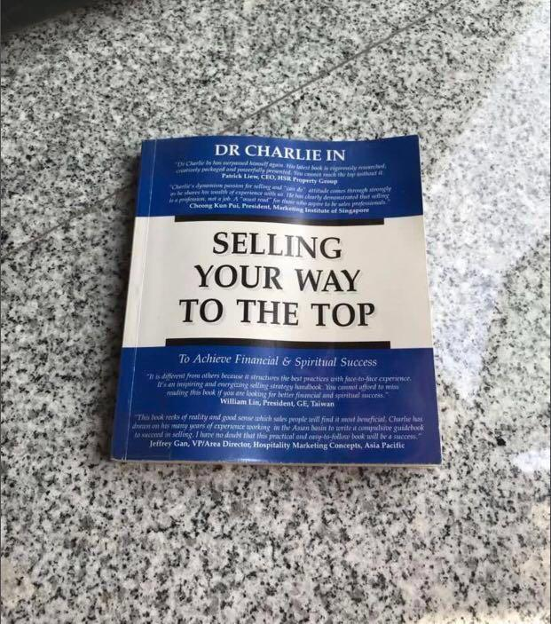 Selling your way to the Top