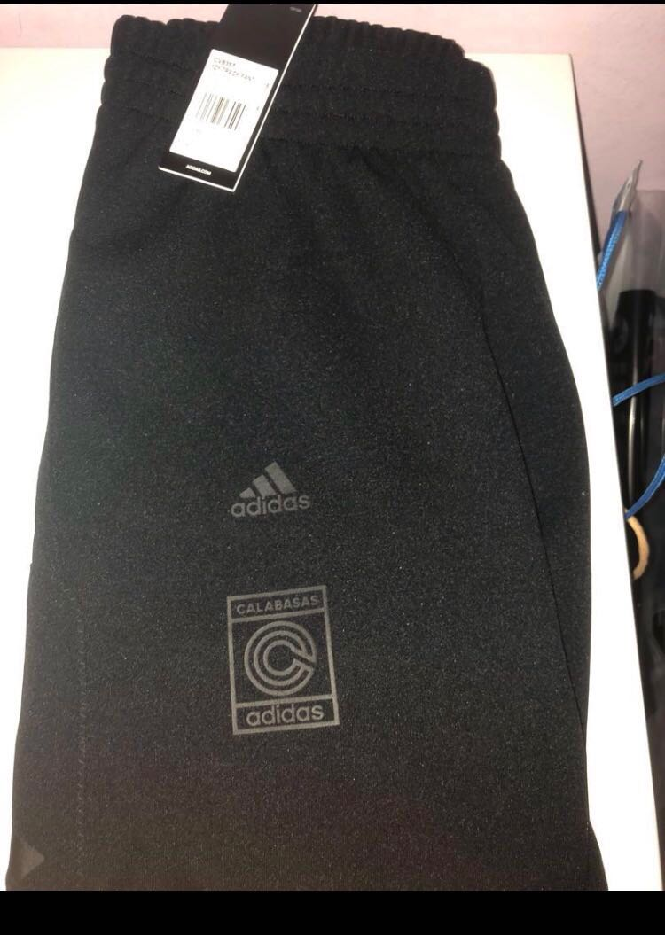 (Small) yeezy calabasas pants blackblack
