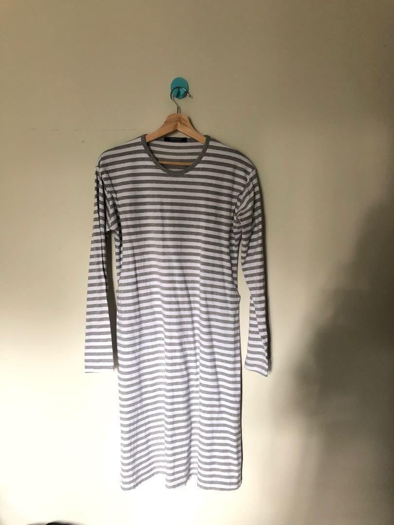 Stripes Tunik Ibu Menyusui
