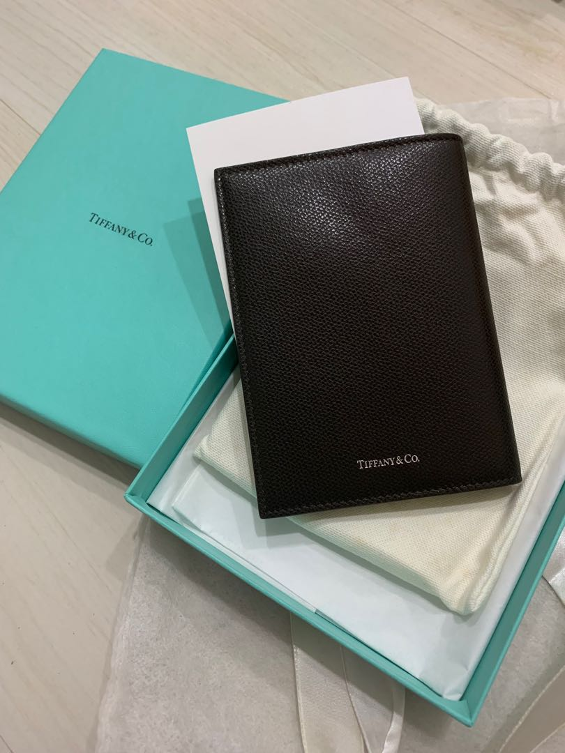 6a46ab2b841f1 Tiffany and co passport holder, Luxury, Bags & Wallets, Others on ...