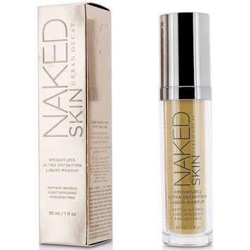 Urban Decay - Naked Skin Weightless ultra definition liquid foundation (BNIB)