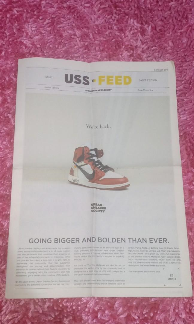 USS NEWS PAPER