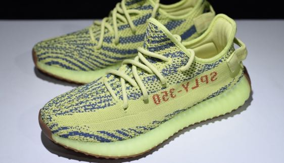 a30f81ee3 WTS BNWT YEEZY 350 V2 FROZEN YELLOW AUTHENTIC ADIDAS US12