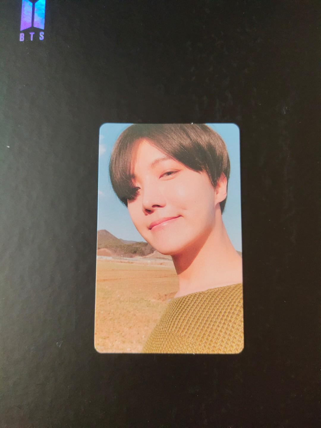 【WTS】BTS Official Love Yourself Tear Album JHope PC