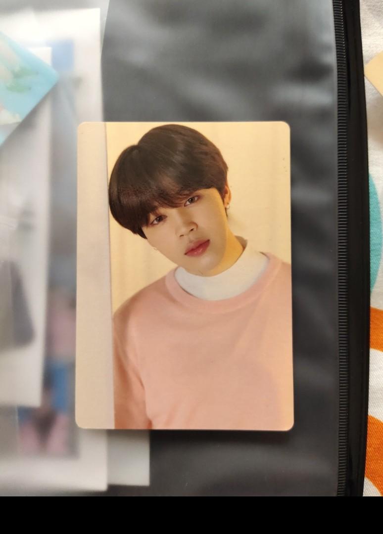 【WTS】BTS Official Love Yourself Tour Merch (Korea) Jimin PC