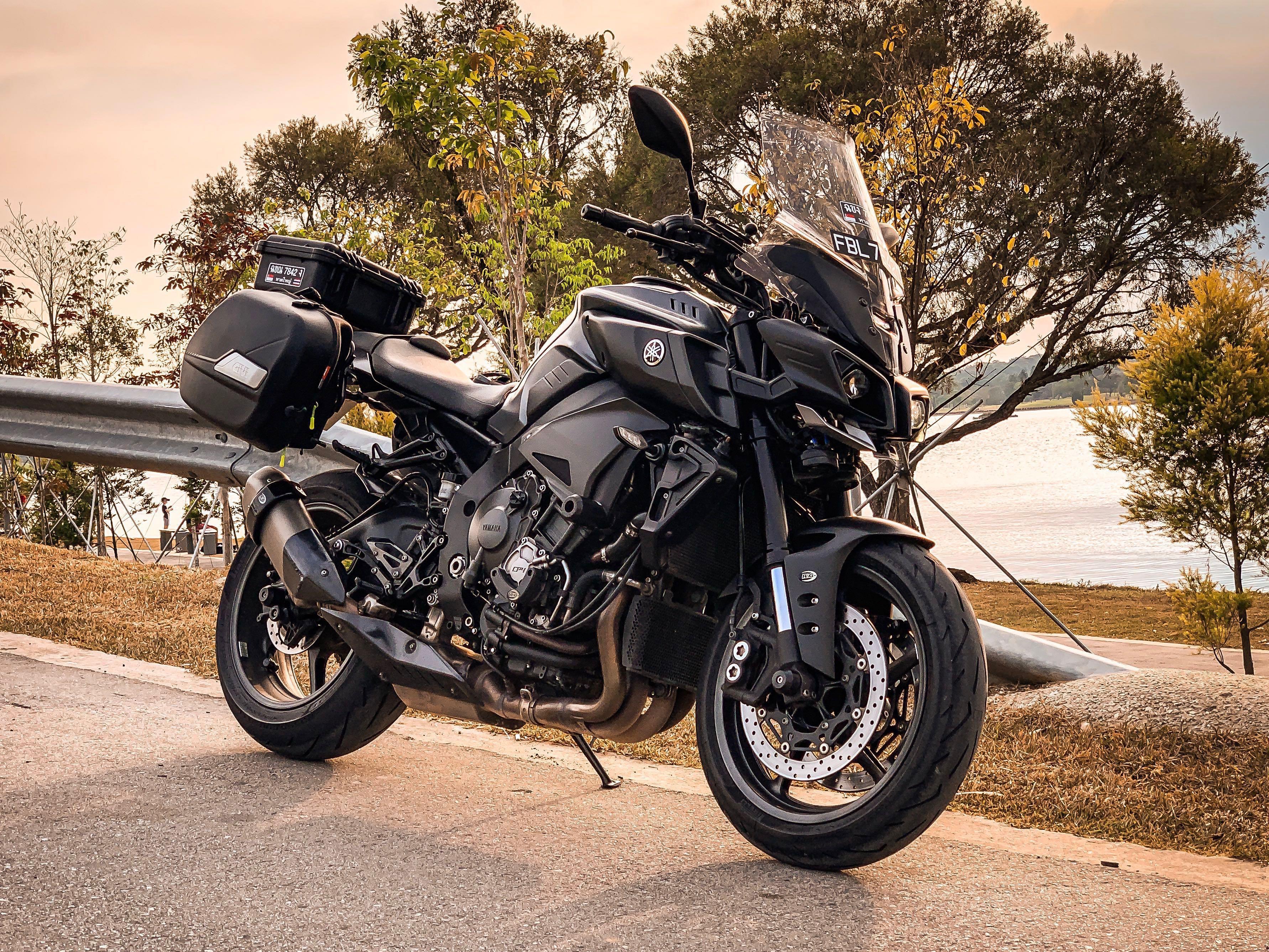 Yamaha MT-10 Touring (Aftermarket), Motorbikes, Motorbikes