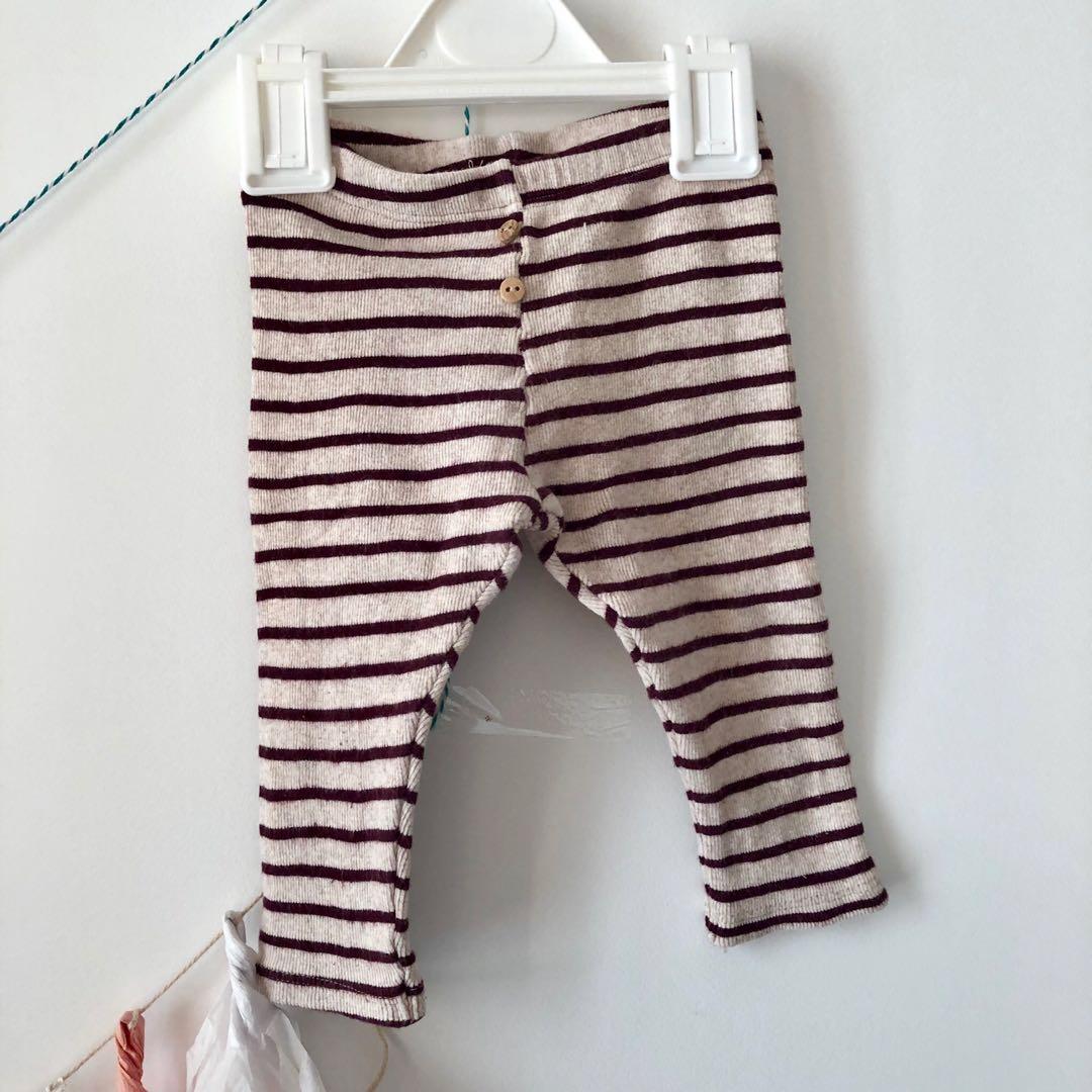 84124861 ZARA Baby girl boy knit trousers autumn winter, Babies & Kids, Babies  Apparel on Carousell