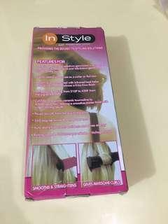 直髮捲髮器 Straighten & Curl Iron
