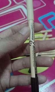 Eyebrow + concealer pencil