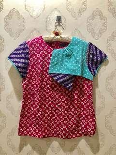 NEW Batik Blouse