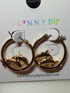Skinny Dip earrings