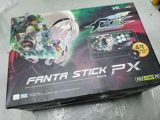 PS3/XBOX360/PC SNK FANTA STICK PX KOF XIII 大手制