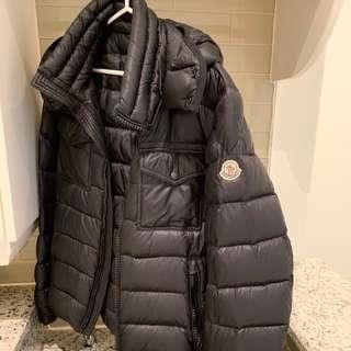 moncler bubble/puffer jacket