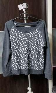 免費日本品牌短身薄料衛衣