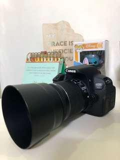 🚚 Canon 700D EOS