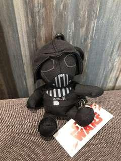 [BNWT] Star Wars Darth Vader with keychain