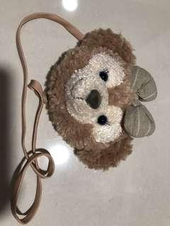 Shellie May bear sling pouch