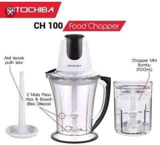 Mitochiba chopper ch 100 yang lagi hitssss