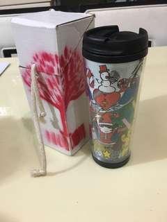 有蓋水杯咖啡杯 Coffee cup