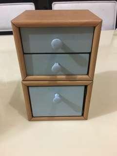 飾品收納小盒子 Accessories drawer