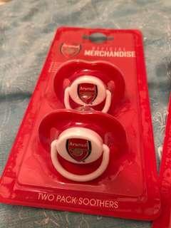 Arsenal奶嘴