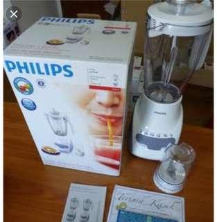 Blender philips hr 2116 (kaca)