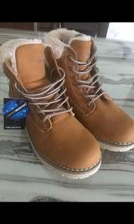 Winter Boots bought at Winter Time
