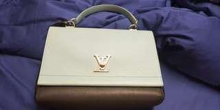 LV lockme crossbody bag