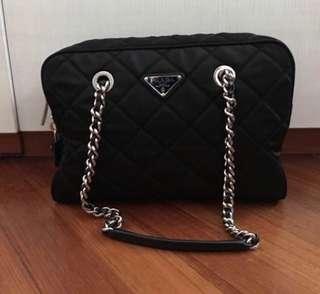 🚚 Prada Tessuto Shoulder Bag