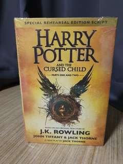 Harry potter and the cursed child (Hardcover)