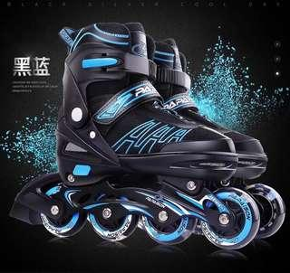 滾軸 直排輪 溜冰鞋 旱𣲙輪滑 rollerblades